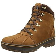 The North Face Men's Ballard Duck Boot, Dachshund Brown/Dijon Brown, 12.5 D-Medium