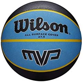 Wilson WTB9017XB07 Pelota de Baloncesto MVP Caucho Interior y ...