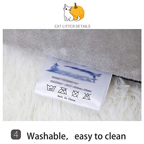 TIANPIN Arena para Gatos Four Seasons Universal Cat Litter Pet ...