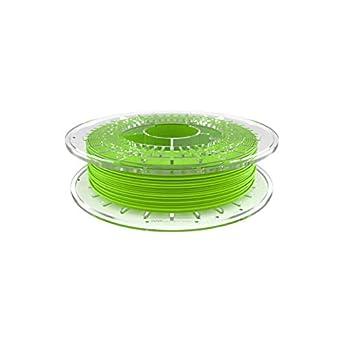 Recreus FG175500 Filamento Elástico para Impresora 3D, 1.75 mm, 500 gr, 1 lb, Verde