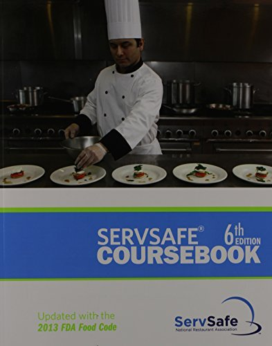 Read Online By National Restaurant Association ServSafe CourseBook with Answer Sheet, Revised Plus NEW MyServSafeLab with Pearson eText -- Access C (6th Sixth Edition) [Paperback] PDF