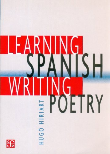 Learning Spanish. Writing Poetry