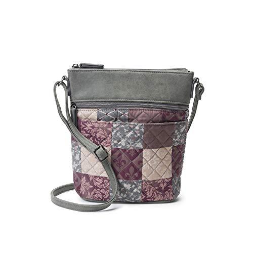 Donna Sharp Kaelynn Hipster Crossbody in (Donna Sharp Quilted Handbags)