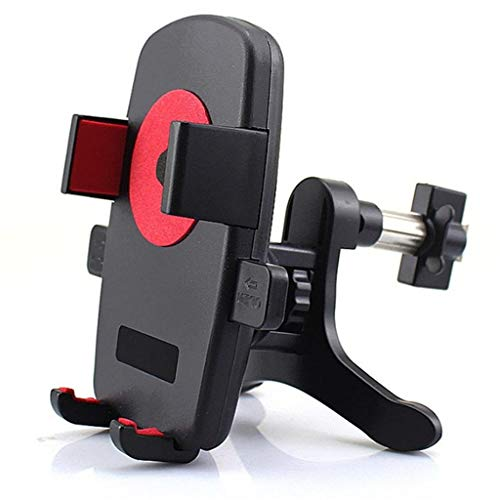 Kiacy1624 Maelth-ztj Creative car Phone Holder car air Outlet Suction Cup Mobile Phone Holder Navigation Instrument Panel Mobile Phone Universal