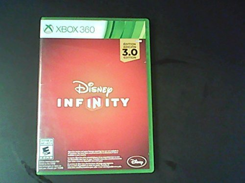 (Disney Infinity 3.0 Xbox 360 Standalone Game Disc Only)