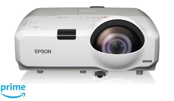 Epson EB-435W LW - Proyector (3000 lúmenes ANSI, LCD, WXGA ...