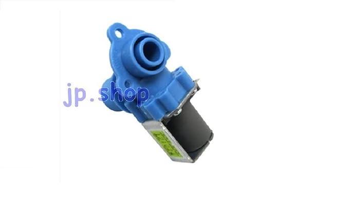 DAEWOO 3615403710 - Electroválvula azul lavadora carga agua 1 vía ...