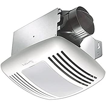 Panasonic Fv 08vql6 Ventilation Fan Light Combination 80 Cfm Built In Household Ventilation