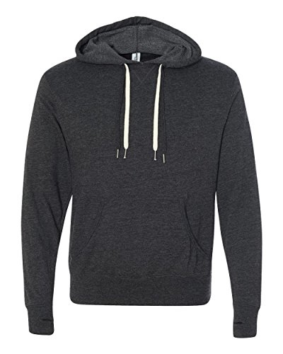 Independent Trading Co. - Unisex Midweight French Terry Hooded Pullover Sweatshirt - PRM90HT