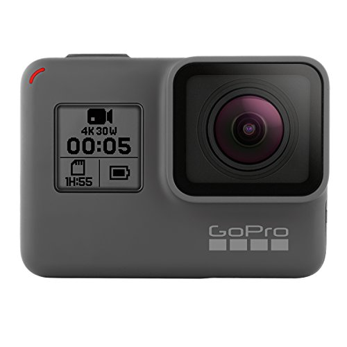 GoPro CHDHX-501-LA HERO5 Black Ultra HD 4K Waterproof Action Camera 12MP Photo
