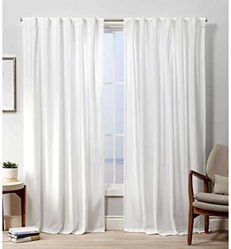 Exclusive Home Curtains Velvet Hidden Tab Top Curtain Panel