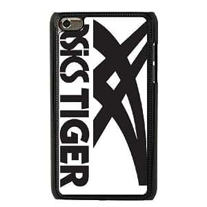 Fashion design Asics Tiger logo iPod 4 Case Black for Xmas gift CAR3675955