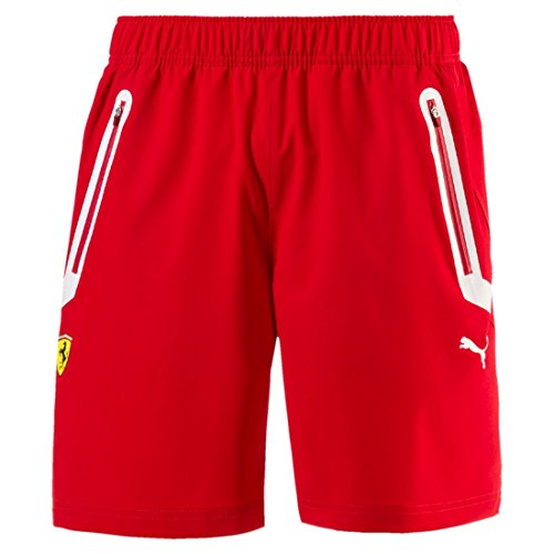 Puma Man Scuderia Ferrari Leisure Sports Shorts IcOozn7rcV