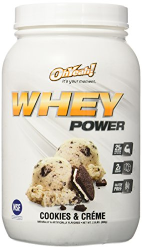 Quest Protein Powder Cookies and Cream 2lbs - 4