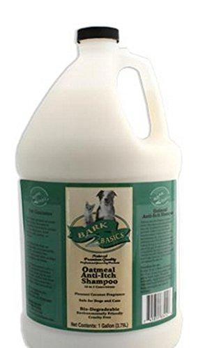Bark2Basics Oatmeal Anti-itch Dog Shampoo Gallon (Shampoo Gallon Concentrate)