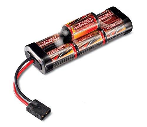 (Traxxas 2926 NiMH 8.4V Hump 3000mAh TRA Connector)