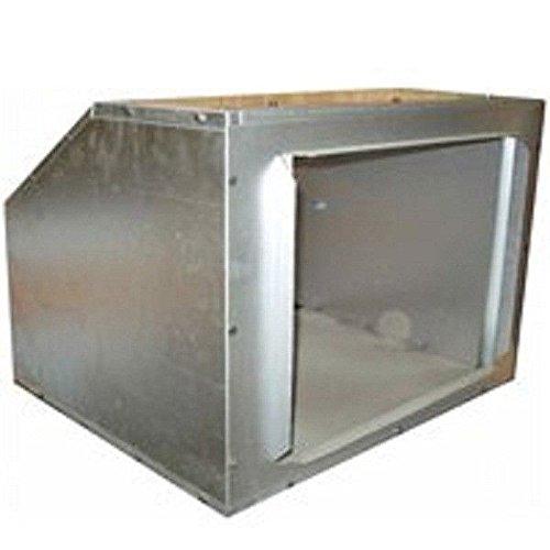 New Us Stove Ufb908 Galvanized Steel Universal Furnace Filter Box 6511240