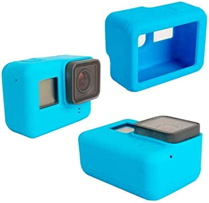حافظة حماية مصنوعة من السيليكون لحماية كاميرا غوبرو هيرو 5 6 7