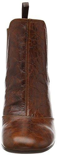 Chie Mihara galicia - botas de piel mujer marrón - Braun (quinta cuero)