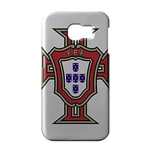 WWAN 2015 New Arrival federa??o portuguesa de futebol 3D Phone Case for Samsung S6