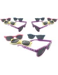 Kids Hibiscus Sunglasses pack of 12
