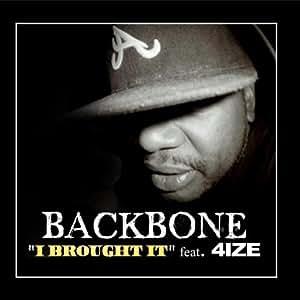 """I Brought It Here"" Backbone (feat. 4ize)"