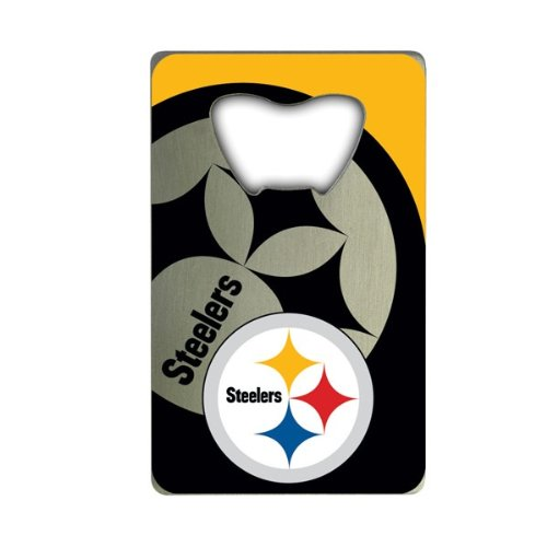 Pittsburgh Steelers Nfl Corkscrew (NFL Pittsburgh Steelers Credit Card Style Bottle Opener)