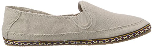 With Rocket Donna sunny Web Da Beige Dog Wheelie Espadrillas beige rf8ra7