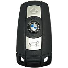 New Replacement Keyless Entry Smart Remote Control Key Fob Case For BMW 3 5 Series BMW X5 BMW X6 BMW Z4 Key Fob Cover