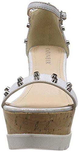 Noir Gris Compensée Femme À Semelle Perle Oxq902203 Chaussures Café pxwgCZqCS