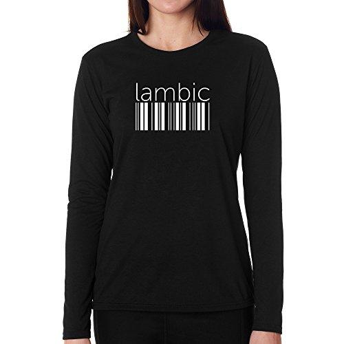 lambic-barcode-women-long-sleeve-t-shirt