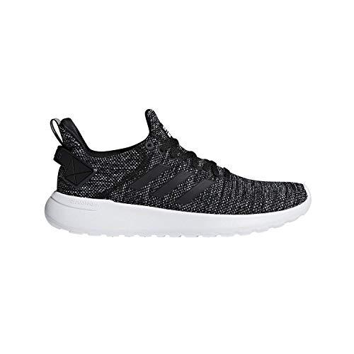 adidas Men's Lite Racer BYD Running Shoe, black/white/black, 12 M US