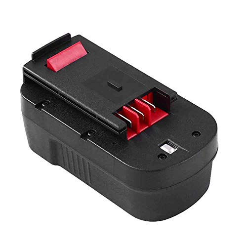 HPB18 Replace for Black and Decker 18 Volt Battery 3.0Ah Ni-Mh HPB18-OPE 244760-00 A1718 FS18FL FSB18 Firestorm Cordless Power ()
