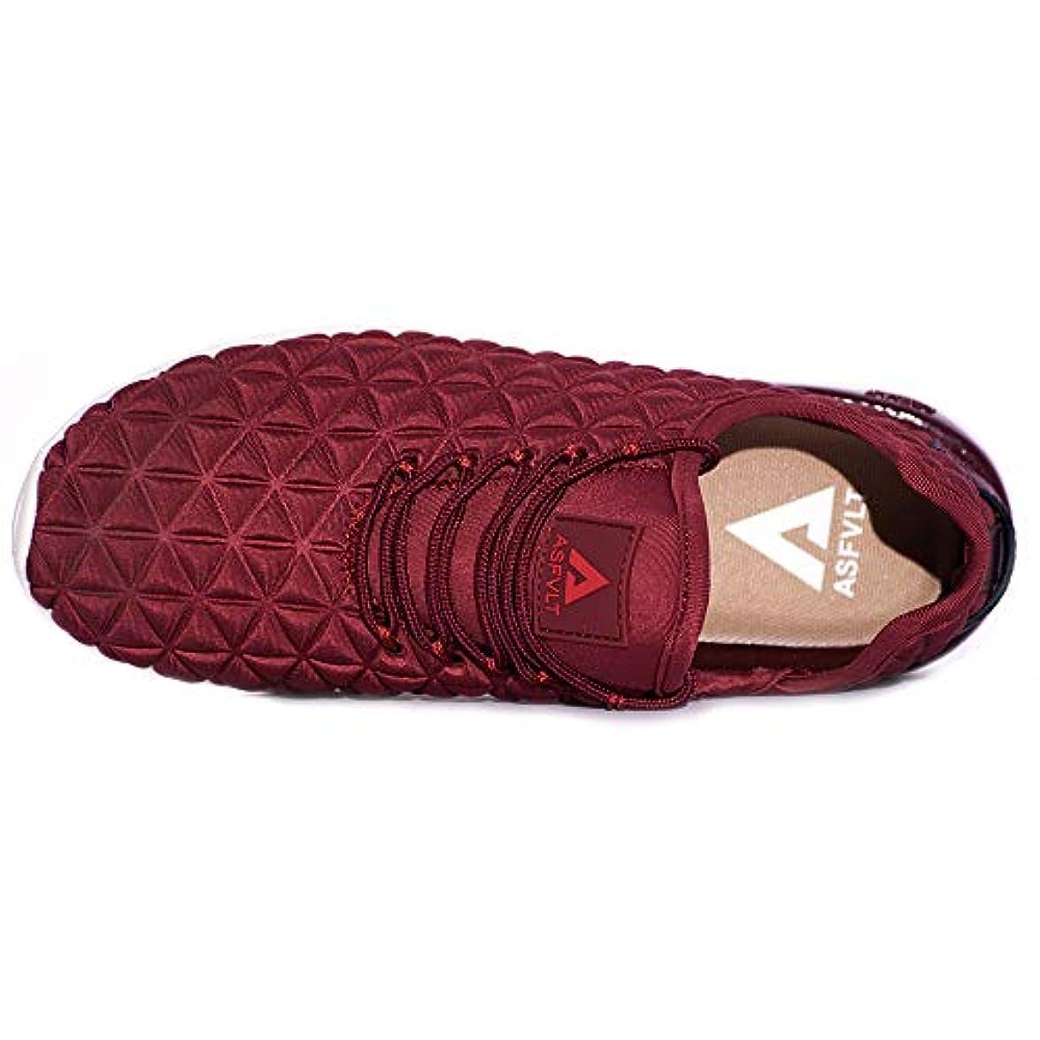 Asfvlt Sneaker In Neoprene Marsala Ss078
