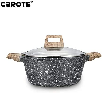 Stone Coating Casserole Saucepot CAROTE product image