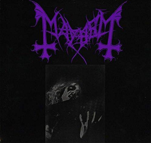 Mayhem: Live In Leipzig (Audio CD)