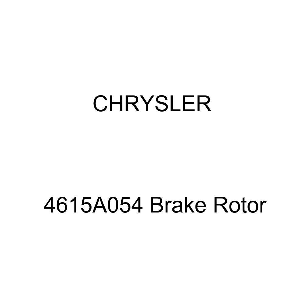 Genuine Chrysler 4615A054 Brake Rotor