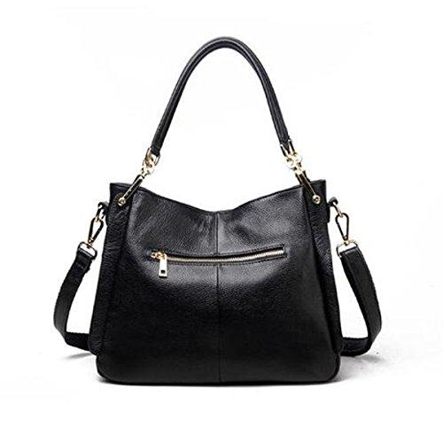 Damen Umhängetaschen Top-Handle Handtasche Quasten Tote Handtasche Set Purple np2am5JR