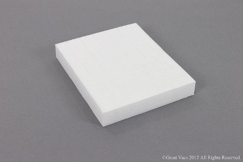Washable HEPA filter for New Comfort 3500/3000 Models June 2012 & later