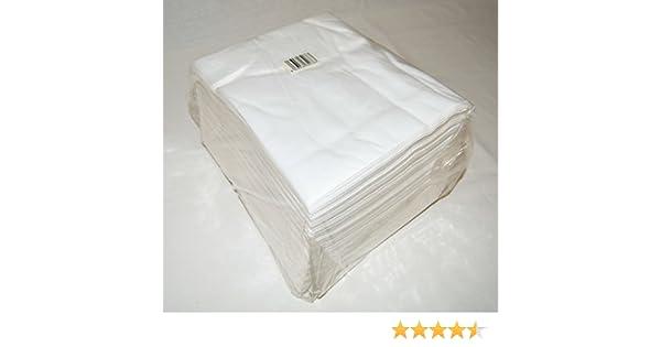 Toallas pedicura desechables de spun-lace 40x50 cm, 100 unidades: Amazon.es: Belleza