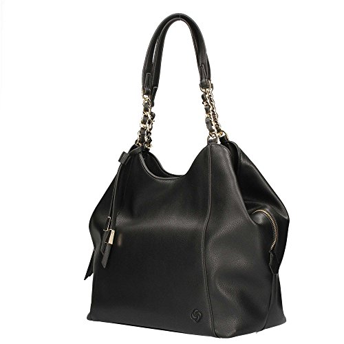 SAMSONITE 88198-CA1_003 SHOPPER Donna NERO TU