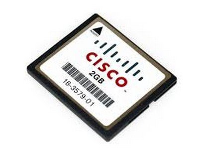 Systems Components Cisco (Cisco - Flash memory card - 2 GB - CompactFlash - for P/N: N7K-SUP1, N7K-SUP1=)
