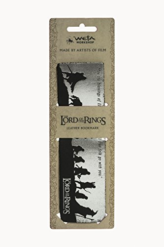 Weta Workshop Lord of the Rings Bookmark the Fellowship Silhouette Toy -