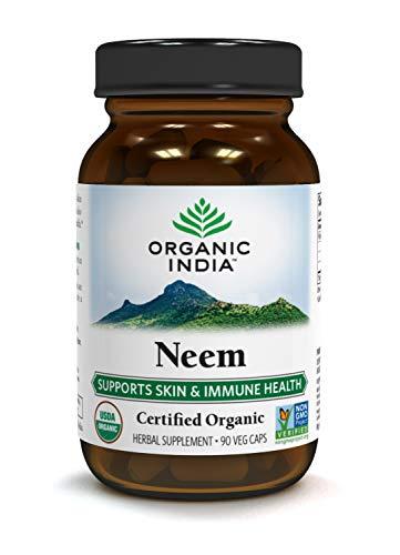 Organic India NEEM, 90-Count
