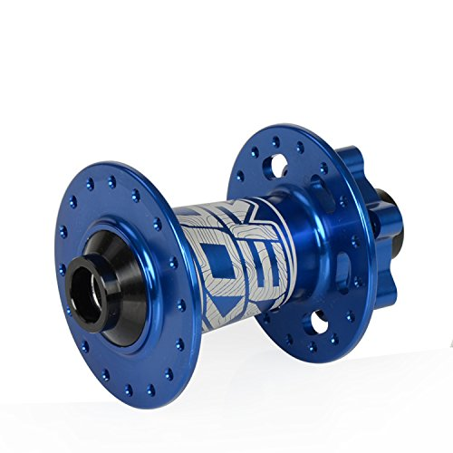 15*100MM 12*142MM KOOZER HA02N/HA04N 72HD Hub CNC Aluminum 2+4 Bearing 32H Front&Rear MTB/Road