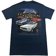 Joe Blow Men's Ford Mustang Showroom T-Shirt