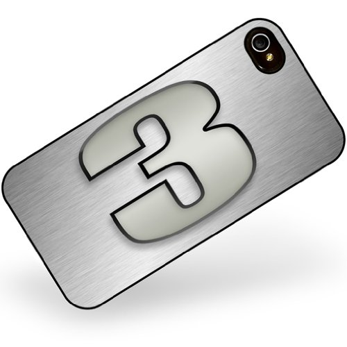 iphone 4 4s 3 number as apple gray - Neonblond