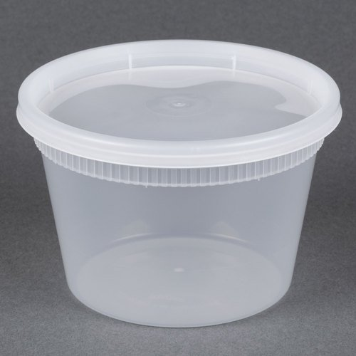 Newspring YSD2516 DELItainer Clear Container product image