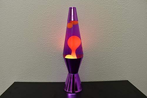 Lamp Lava Chrome (14.5