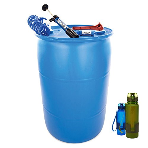 55 gallon water container - 4